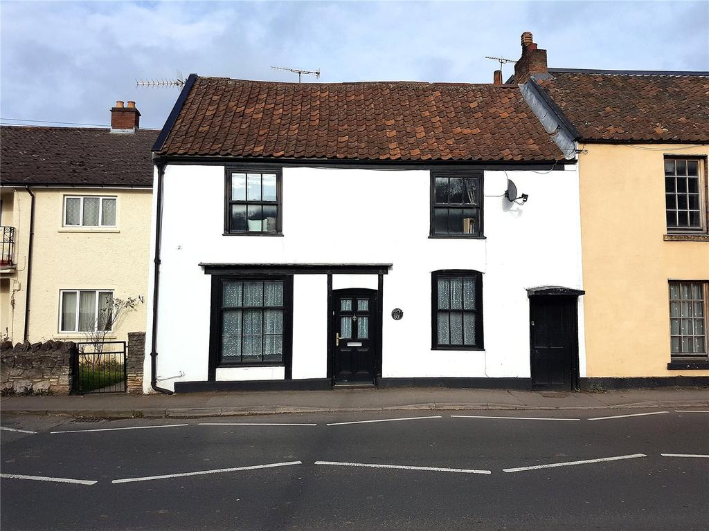 3 Bedrooms End Of Terrace House for sale in West Street, Banwell, North Somerset, BS29