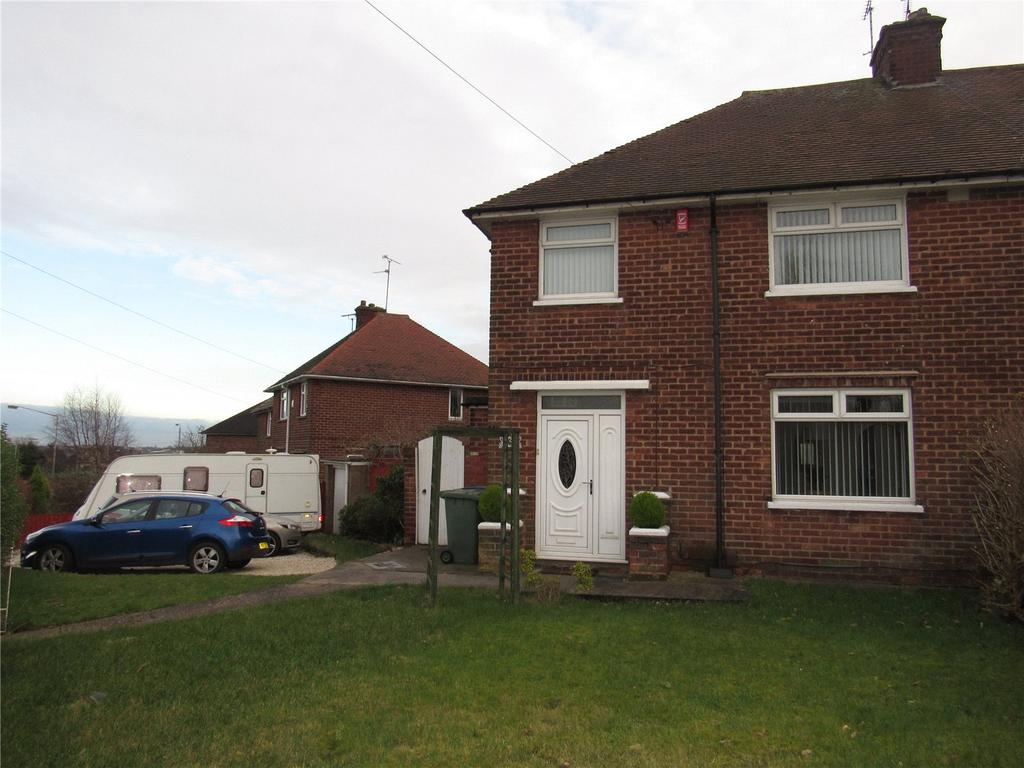 3 Bedrooms Semi Detached House for sale in Bancroft Lane, Mansfield, Nottinghamshire, NG18
