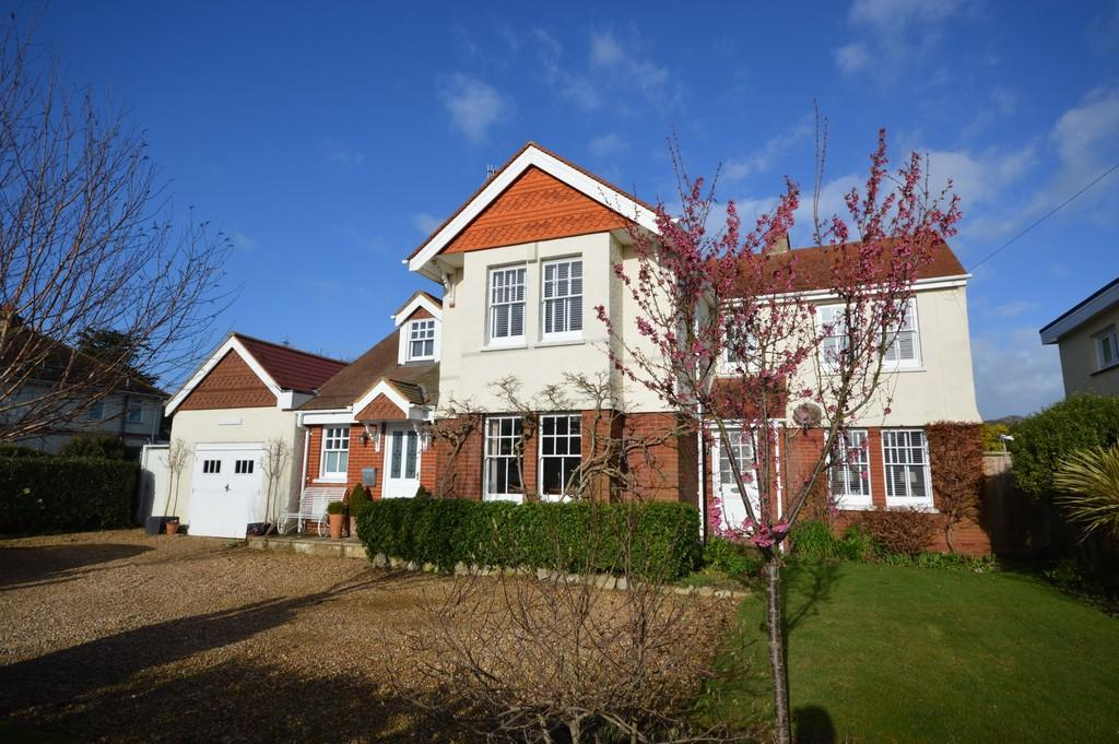 5 Bedrooms Detached House for sale in Bembridge, Isle Of Wight