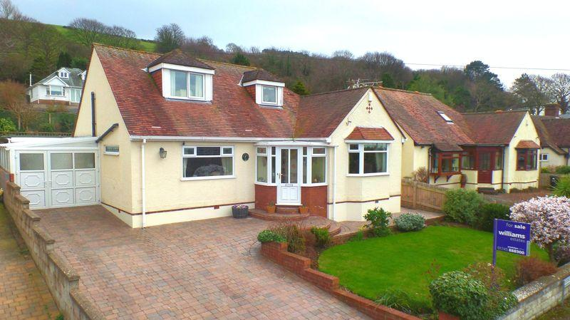 3 Bedrooms Detached Bungalow for sale in Talton Crescent, Prestatyn