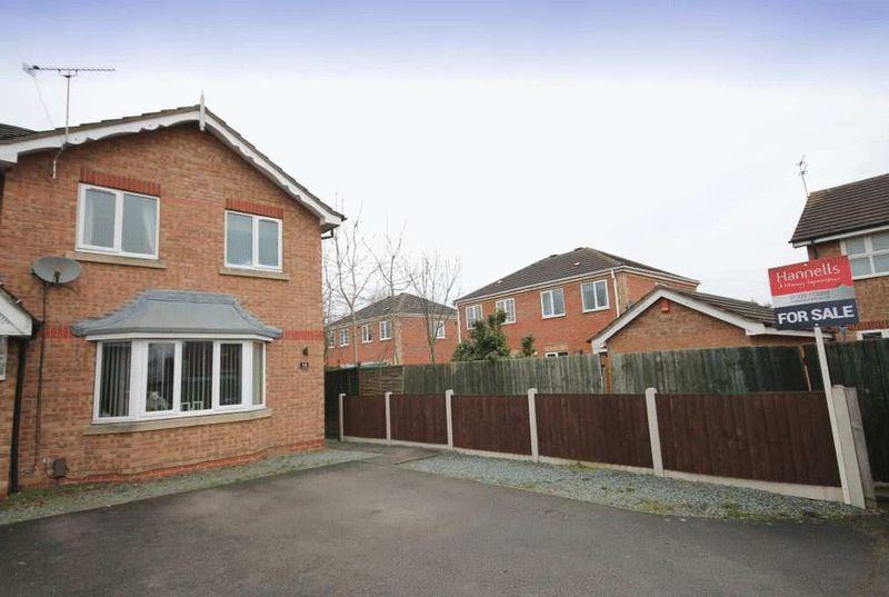 3 Bedrooms End Of Terrace House for sale in IVERNIA CLOSE, SUNNYHILL.