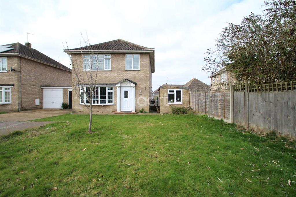 3 Bedrooms Detached House for sale in Woodlands Rise, Weeley