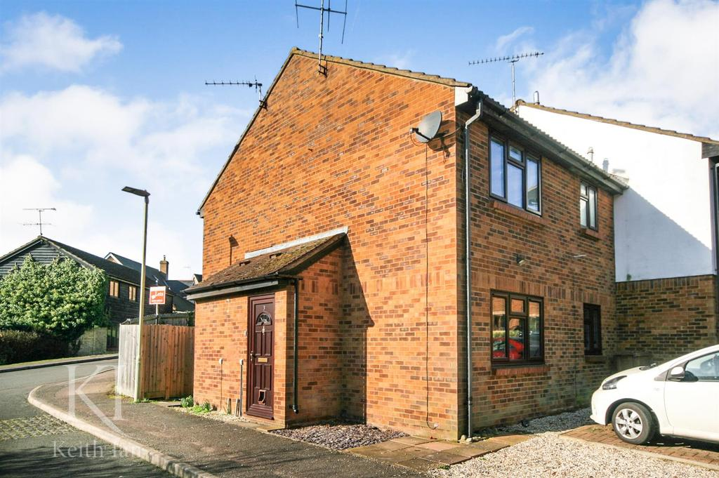 1 Bedroom End Of Terrace House for sale in Page Hill, Ware