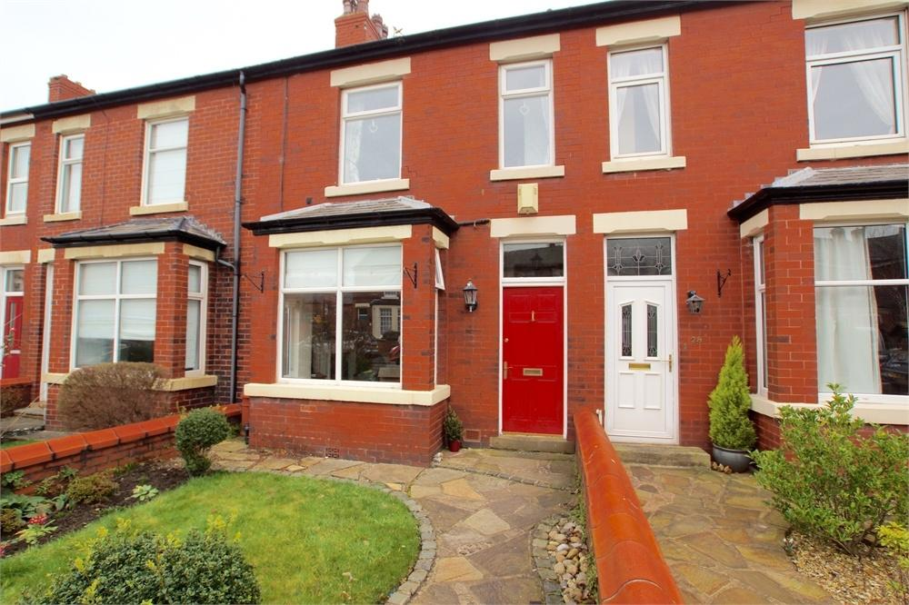 3 Bedrooms Terraced House for sale in Trent Street, Lytham, Lancashire