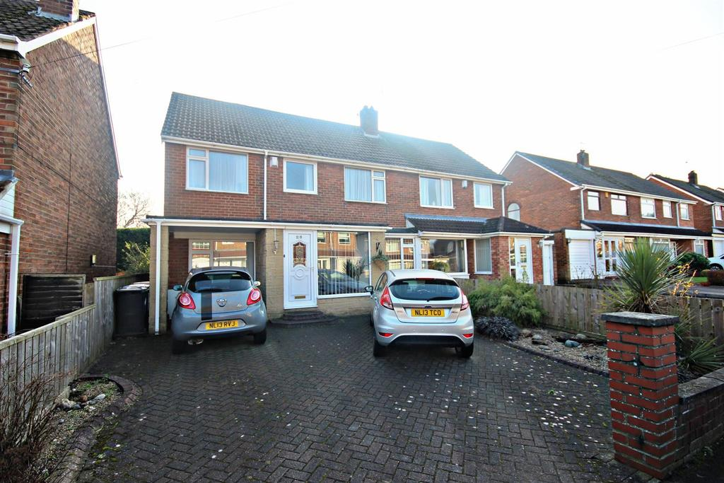 3 Bedrooms Semi Detached House for sale in Lombard Drive, Chester Le Street