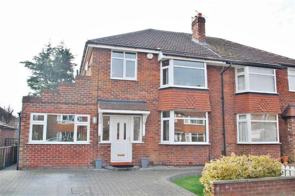 3 Bedrooms Semi Detached House for sale in Irwin Drive, Wilmslow, Cheshire