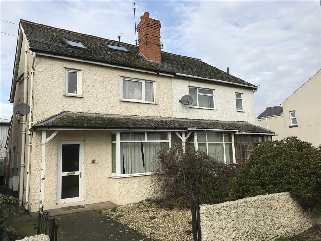 4 Bedrooms Semi Detached House for sale in Mortimer Road, Hereford