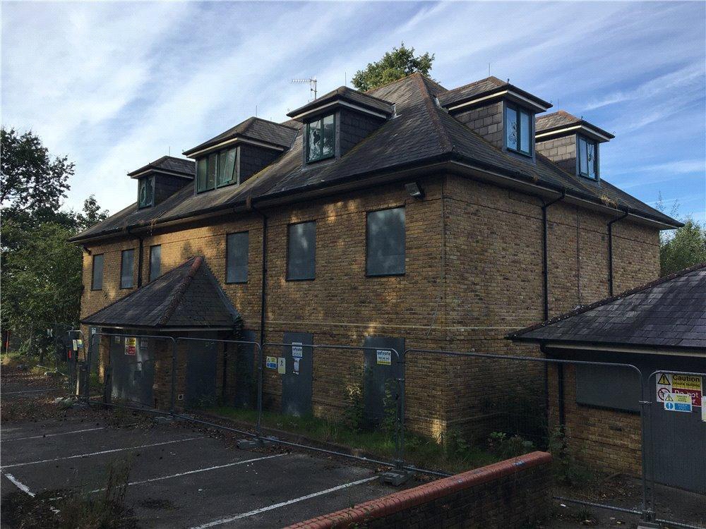 Land Commercial for sale in Bagshot Road, Knaphill, Woking, Surrey, GU21