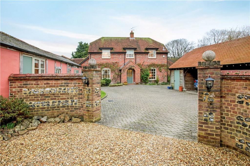 3 Bedrooms Detached House for sale in The Green, Aldbourne, Marlborough, Wiltshire, SN8