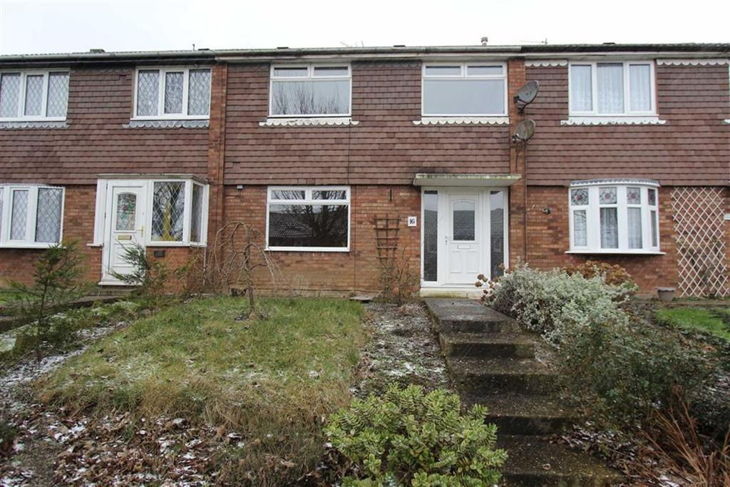 3 Bedrooms Terraced House for sale in Southorpe Close, Bridlington, East Yorkshire, YO16