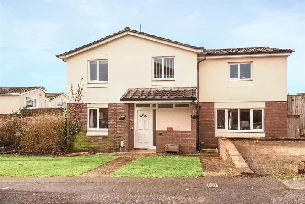 4 Bedrooms Detached House for sale in Moorland Close, Witney