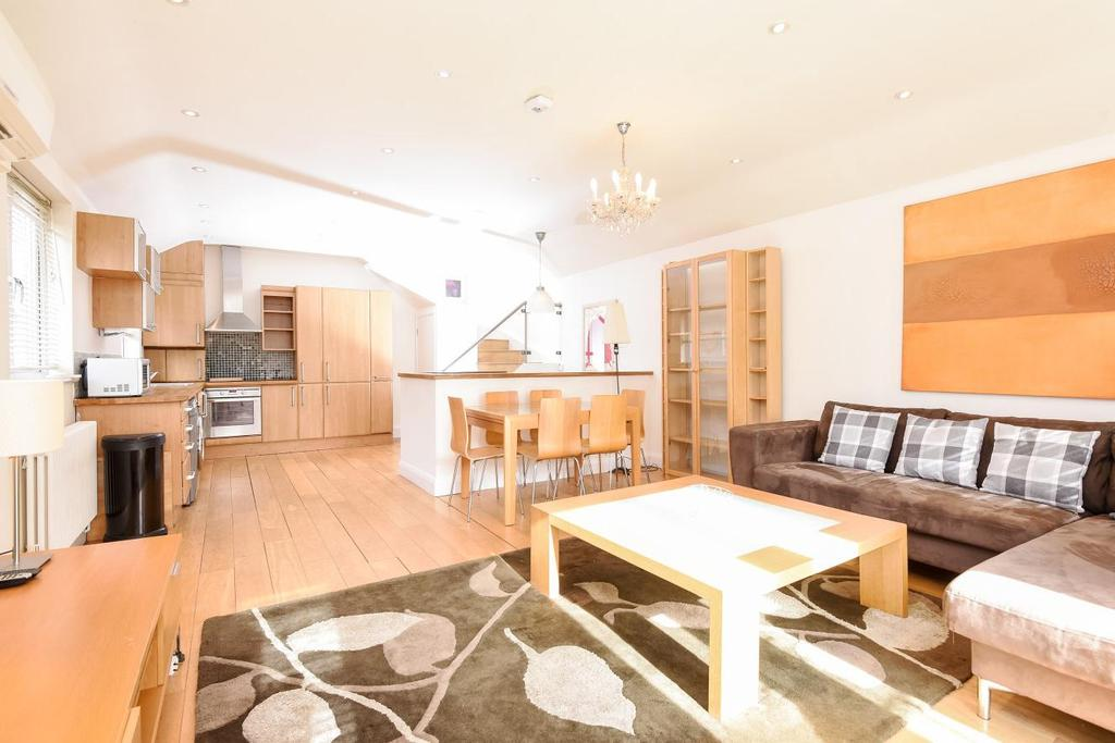3 Bedrooms Terraced House for sale in Balham High Road, Balham, SW12