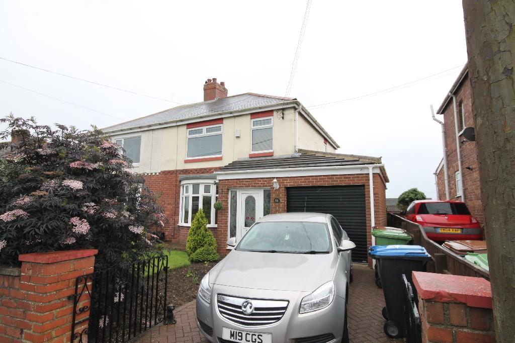 3 Bedrooms Semi Detached House for sale in West Lane, Trimdon Village