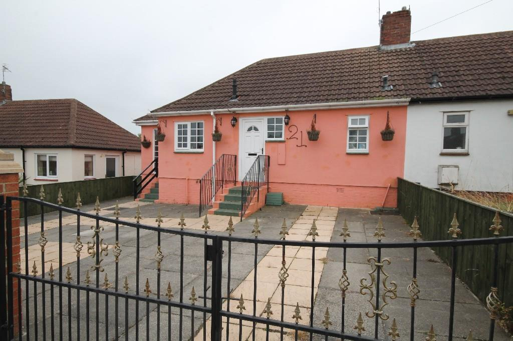 1 Bedroom Semi Detached Bungalow for sale in Sycamore Crescent, Trimdon Station