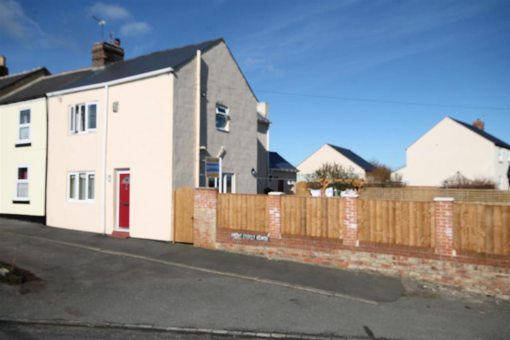 4 Bedrooms End Of Terrace House for sale in Front Street North, Trimdon Village