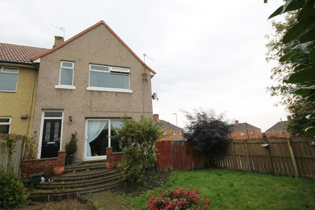 3 Bedrooms End Of Terrace House for sale in Insula Cottages, Bishop Middleham