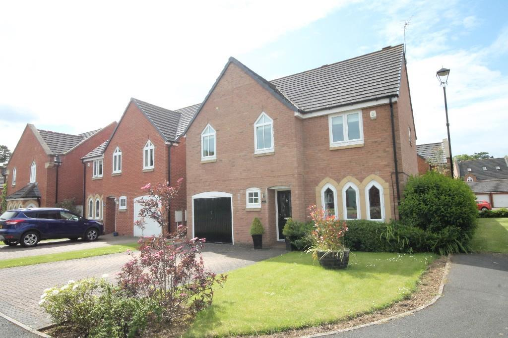 4 Bedrooms Detached House for sale in Wellgarth Mews, Sedgefield