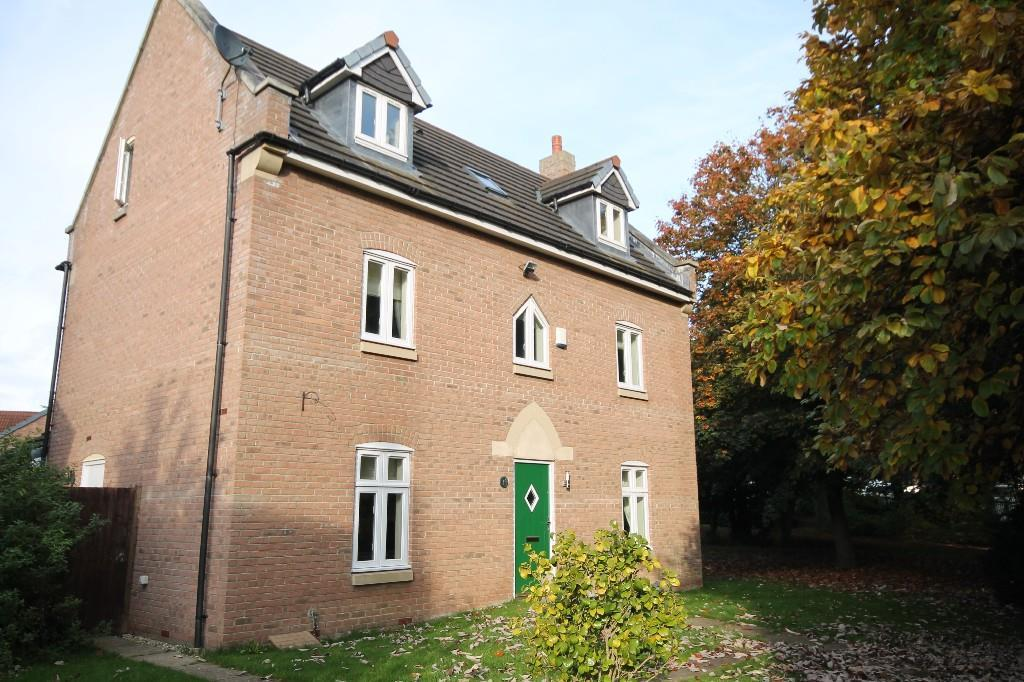5 Bedrooms Detached House for sale in Millclose Walk, Sedgefield