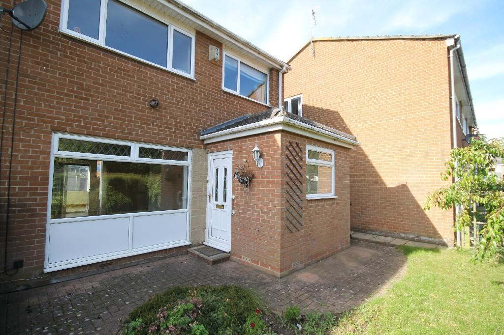 3 Bedrooms Semi Detached House for sale in Mitford Court, Sedgefield
