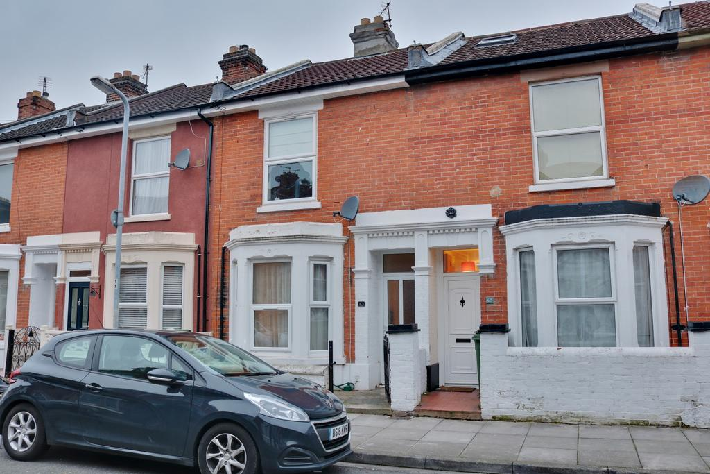 2 Bedrooms Terraced House for sale in Southsea