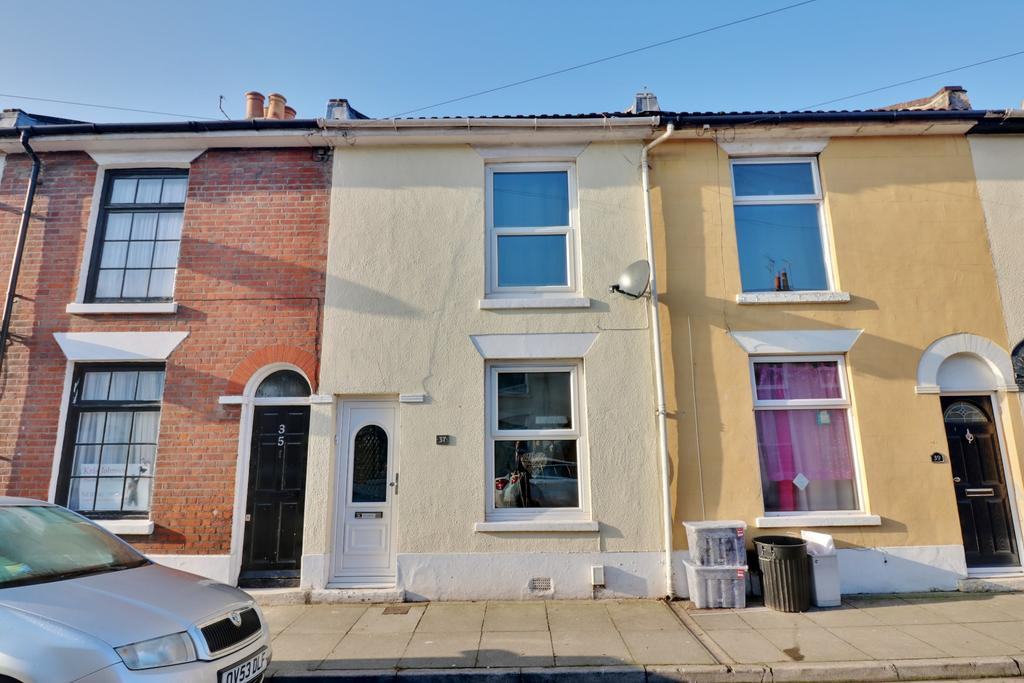 2 Bedrooms Terraced House for sale in North End, Portsmouth