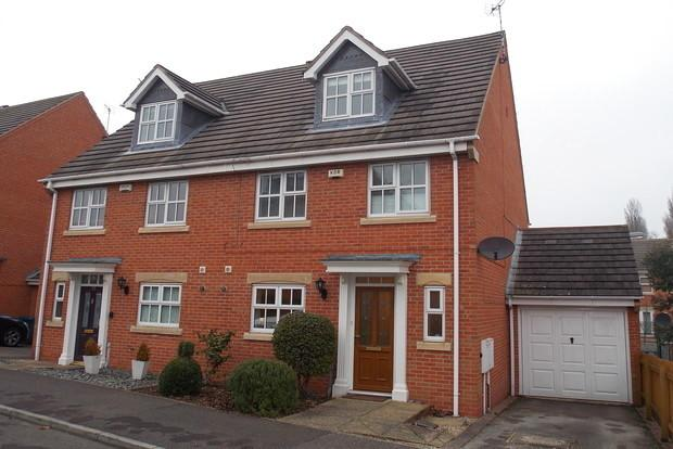 4 Bedrooms Semi Detached House for sale in Denton Drive, West Bridgford, Nottingham, NG2