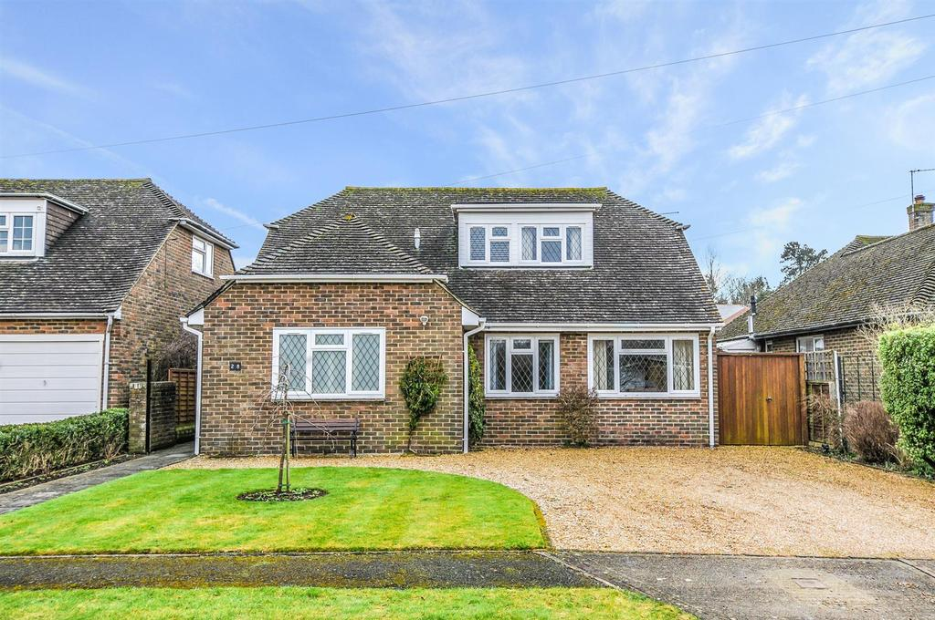 2 Bedrooms Detached House for sale in Halliford Drive, Barnham