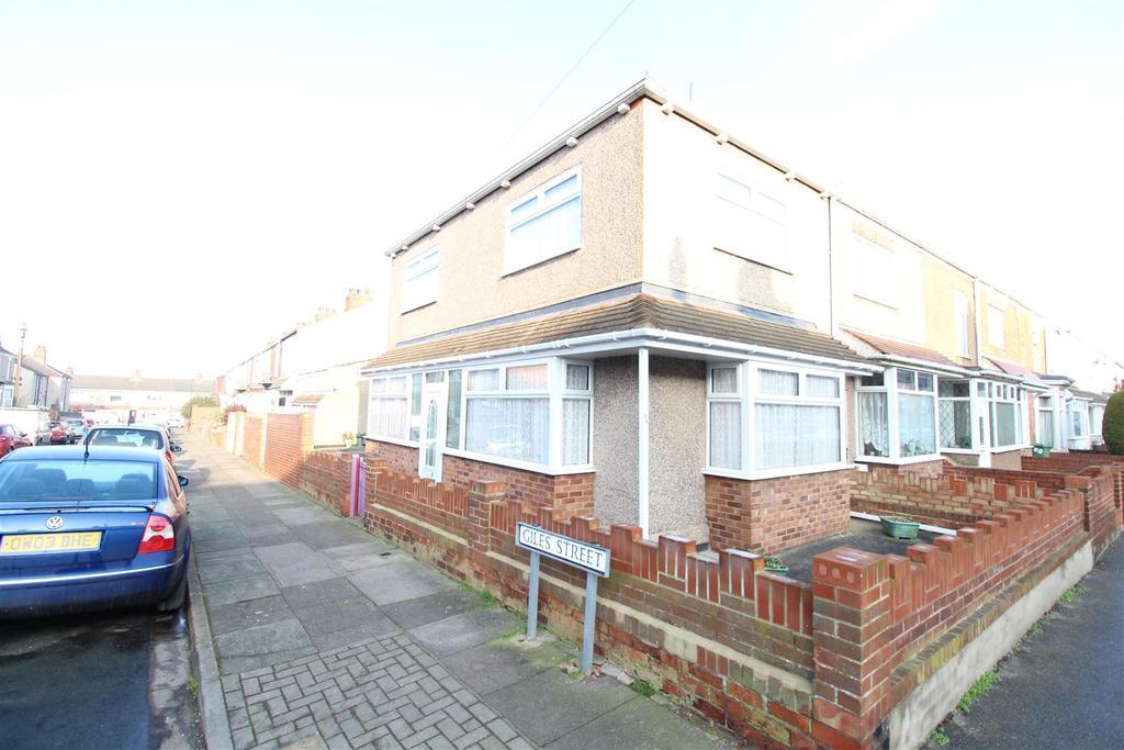 2 Bedrooms Terraced House for sale in Bentley Street, Cleethorpes