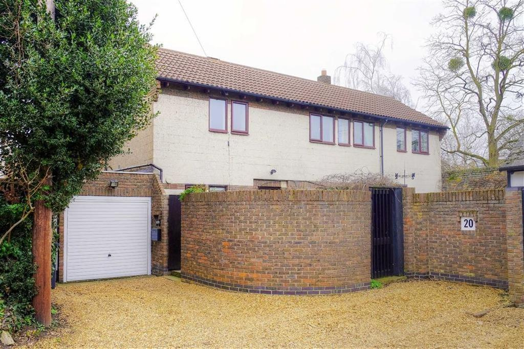 4 Bedrooms Detached House for sale in High Street, Chesterton, Cambridge