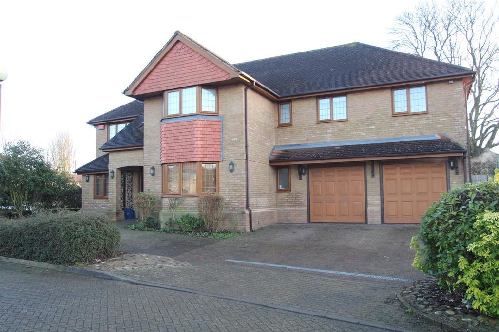 6 Bedrooms Detached House for sale in Studley Knapp, Walnut Tree, Milton Keynes