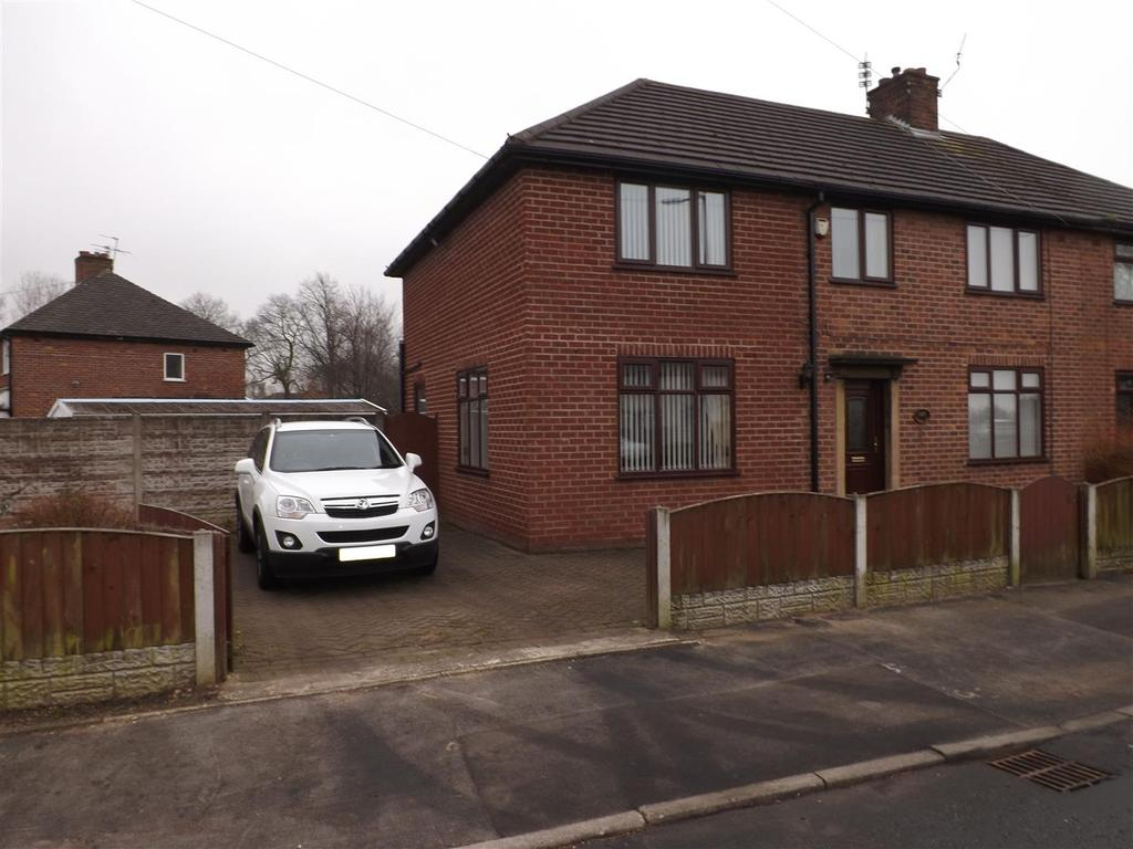 4 Bedrooms Semi Detached House for sale in Scholes Lane, St. Helens