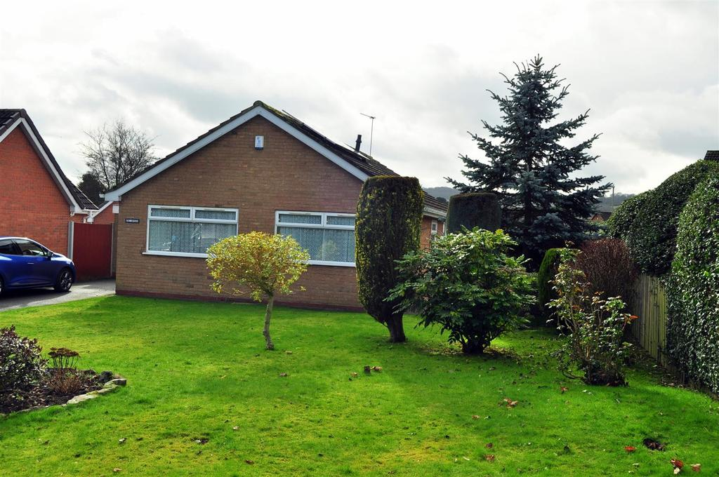 2 Bedrooms Detached Bungalow for sale in Cherry Tree Lane, Halesowen