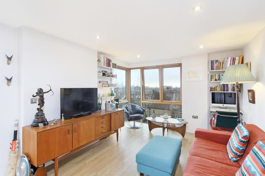 1 Bedroom Apartment Flat for sale in Verdigris Apartments, London, E2