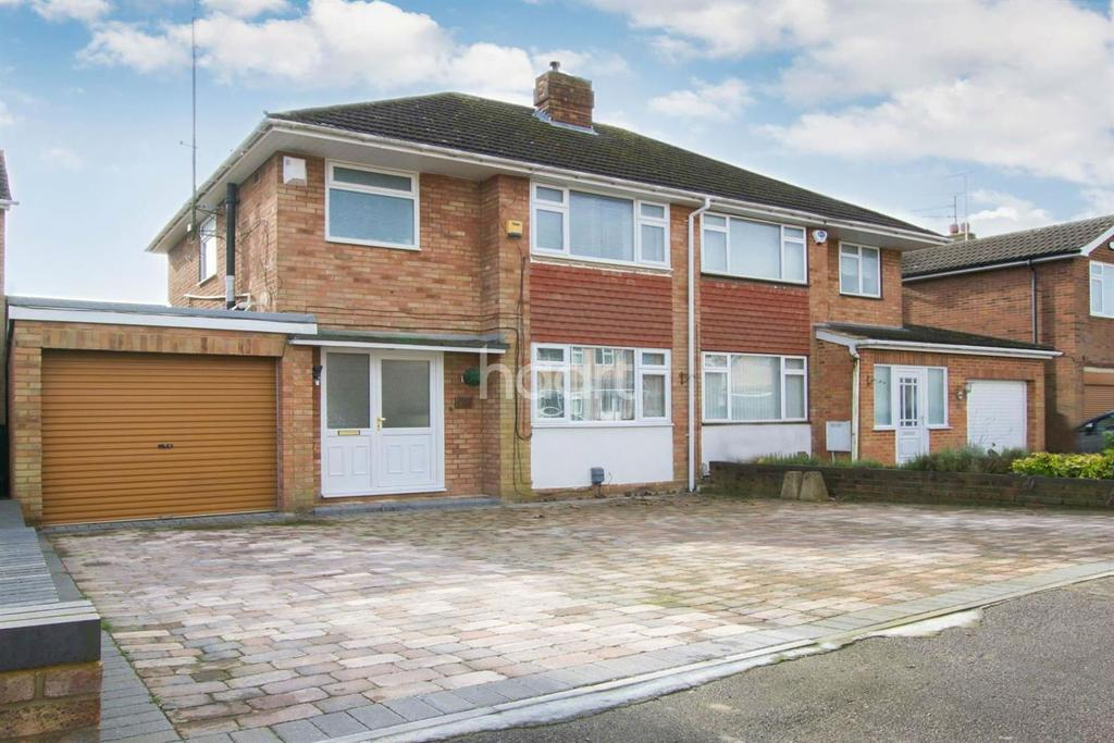4 Bedrooms Semi Detached House for sale in Icknield Area