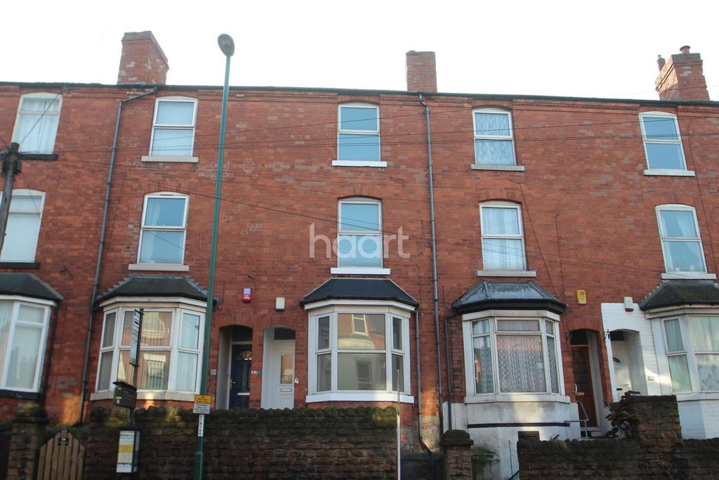 4 Bedrooms Terraced House for sale in Nottingham Road, New Basford