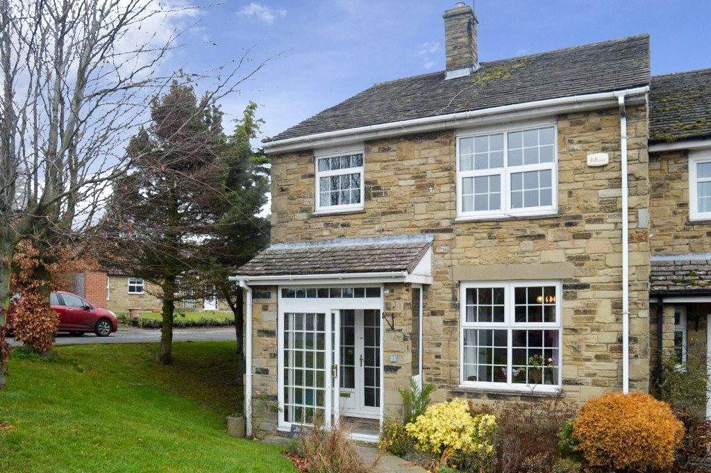 3 Bedrooms End Of Terrace House for sale in Brentwood, Leyburn, North Yorkshire