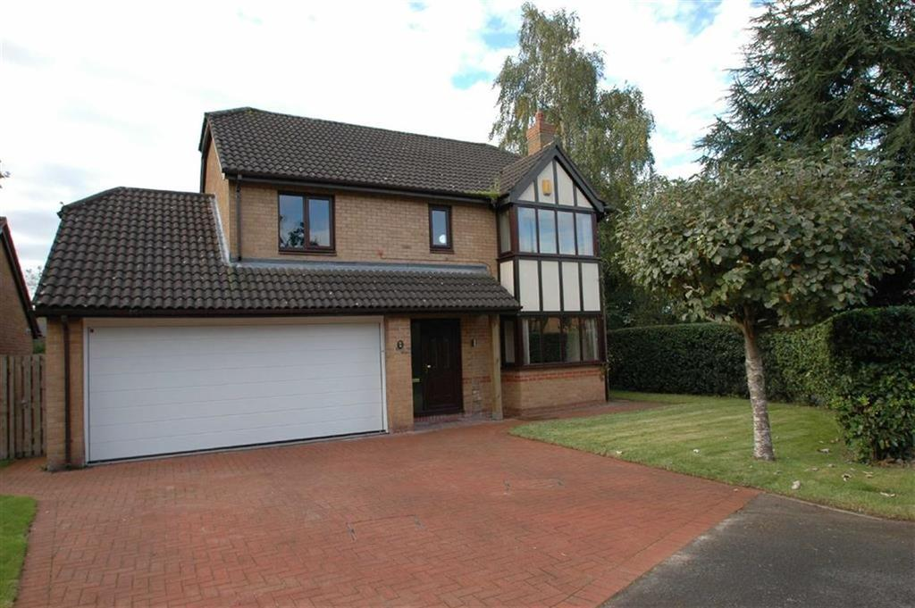 4 Bedrooms Detached House for sale in Adder Hill, Great Boughton, Chester