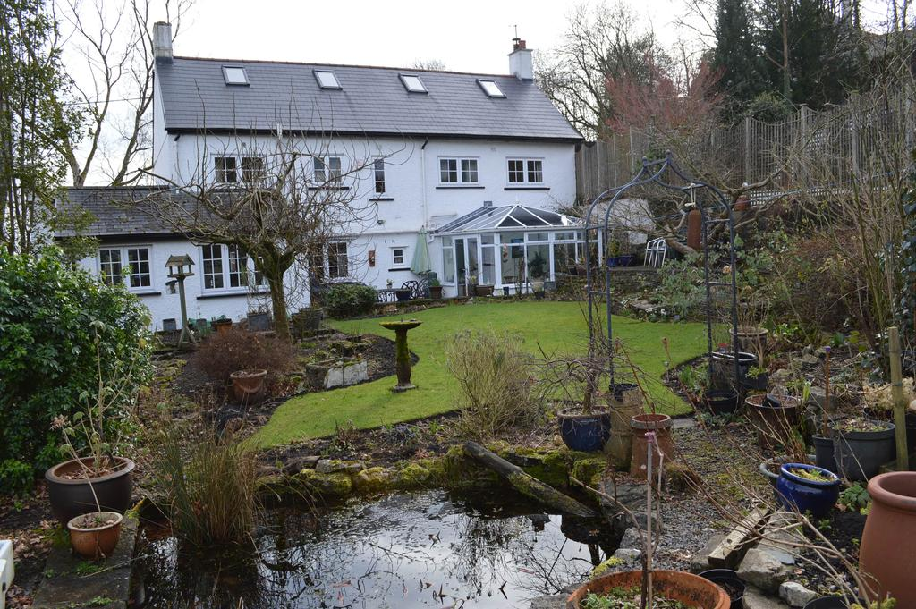 5 Bedrooms Detached House for sale in Piccadilly, Llanblethian, Cowbridge CF71
