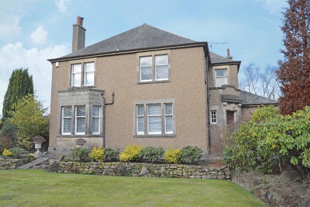 5 Bedrooms Detached Villa House for sale in 1, Main Street, Brightons, Falkirk, FK2 0JY