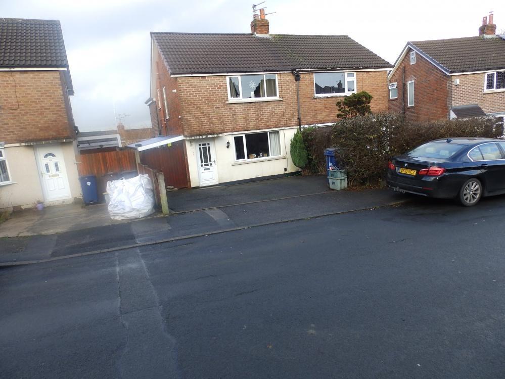 3 Bedrooms Semi Detached House for sale in Allerton Road, Walton Le Dale, PR5