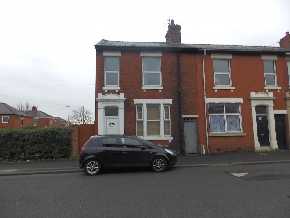 5 Bedrooms House Share for rent in Eldon Street, Preston, PR1