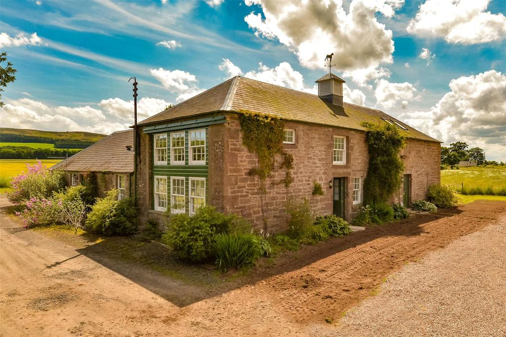 Semi Detached House for sale in East Ralston (Lot 1), Newtyle, Blairgowrie, Perthshire