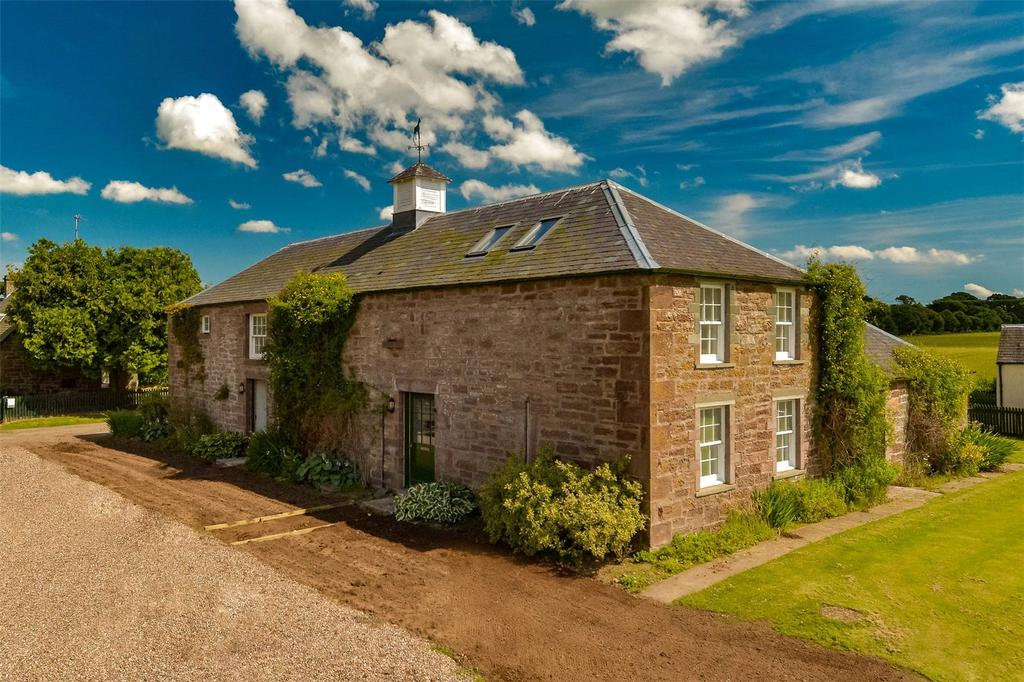 Semi Detached House for sale in West Ralston (Lot 2), Newtyle, Blairgowrie, Perthshire