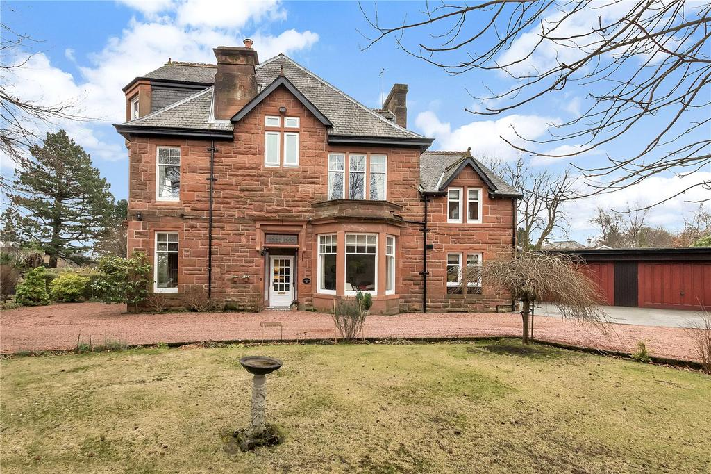 6 Bedrooms Semi Detached House for sale in Camberley, Thorn Road, Bearsden, Glasgow