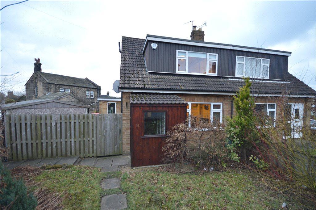 3 Bedrooms Semi Detached House for sale in Newlands Avenue, Yeadon, Leeds, West Yorkshire
