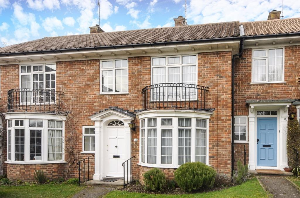 3 Bedrooms Terraced House for sale in Whittingham Gardens Brighton East Sussex BN1