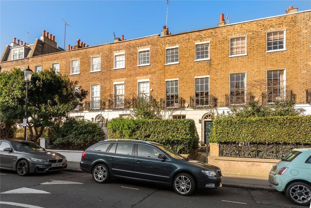 4 Bedrooms House for sale in Bedford Gardens, Kensington, London