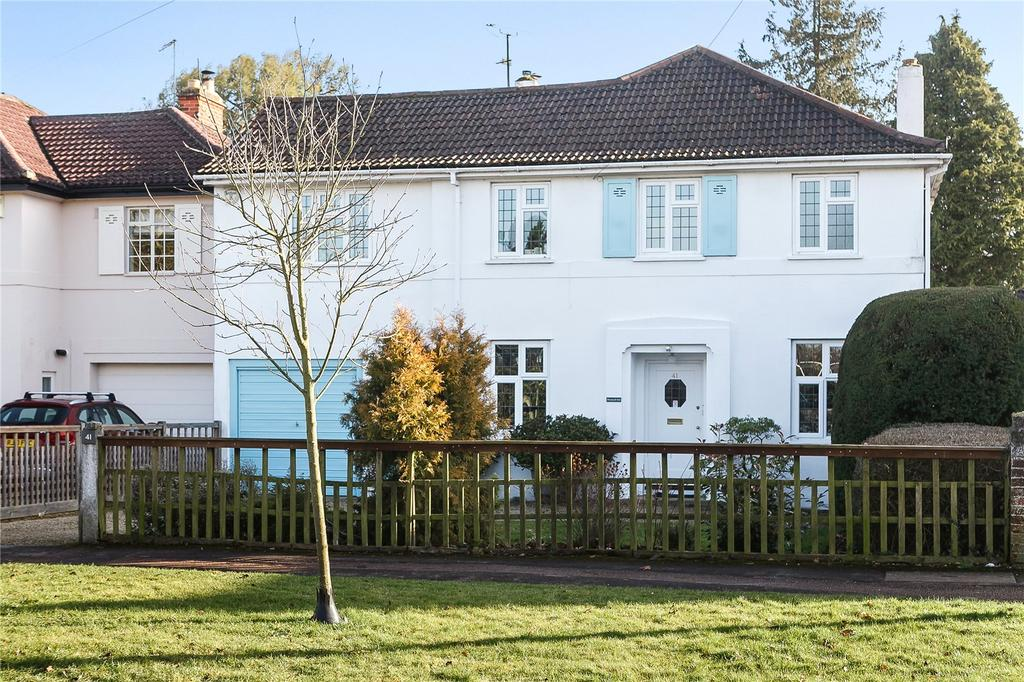 5 Bedrooms Detached House for sale in Five Mile Drive, Oxford