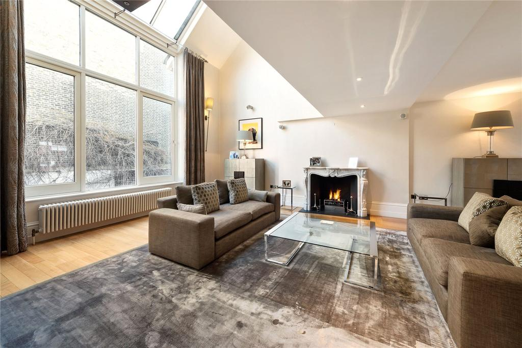 3 Bedrooms House for sale in Cheniston Gardens Studios, 20 Cheniston Gardens, Kensington, London
