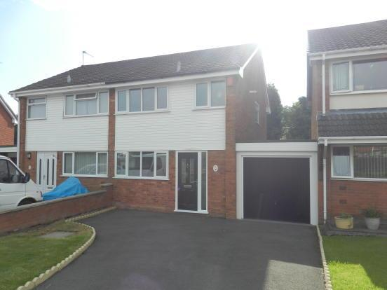 3 Bedrooms House for sale in Chasewater Way, Norton Canes, Cannock